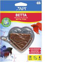 API Betta Premium Pellets Food 0.09oz