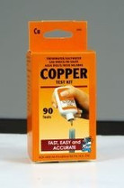 API Copper Test Kit Freshwater and Saltwater 90 Tests