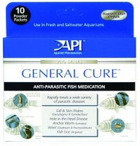 API Pro Series General Cure Powder 10pk