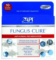 API Pro Series Fungus Cure Powder 10pk