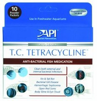 API Pro Series T.C. Tetracycline Powder 10pk