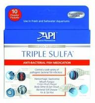 API Pro Series Triple Sulfa Powder 10pk