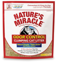 Natures Miracle Just for Cats Corn Cob Cat Litter 10lb