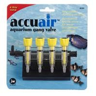JW Pet AccuAir Gang Valve 4 Way