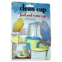 JW Pet Insight Clean Cup Feeder and Water Cup Small