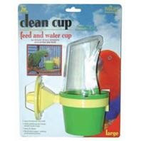 Jw Pet Insight Clean Cup Feeder and Water Cup Large