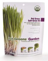 Bell Rock Growers Pet Greens Garden Self-Grow Wheatgrass Kit