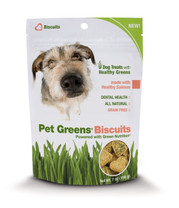 Bell Rock Growers Biscuits Healthy Salmon Treats 7oz