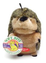 Booda Soft Bite Plush Hedgehog Large