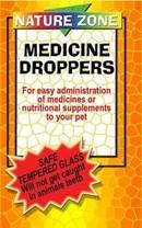 Nature Zone Medicine Dropper 2pk