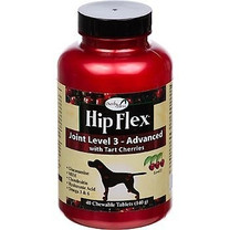 Overby Farm Hip Flex Level 3 Joint Care Tabs 40ct