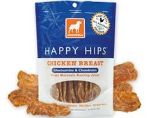 DOGSWELL HAPPY HIPS Chicken Breast with Gluosmine & Chondroitin 5oz