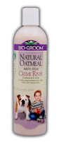 Bio-Groom Natural Oatmeal Soothing Creme Rinse 12oz