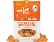 DOGSWELL VITALITY MINIS Chicken Breast with Flaxseed & Vitamins 5oz
