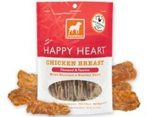 DOGSWELL HAPPY HEART Chicken Breast with Flaxseed & Taurine 5oz