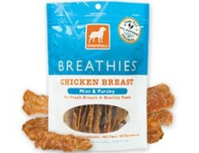 DOGSWELL BREATHIES Chicken Breast Mint & Parsley 15oz