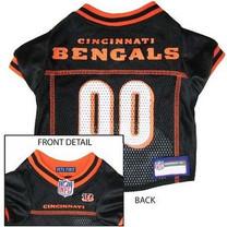 Cincinnati Bengals NFL Dog Jersey - Small