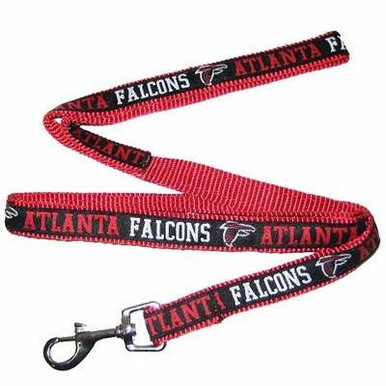 Atlanta Falcons NFL Dog Leash - Large
