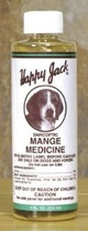 Sarcoptic Mange Medicine Happy Jack