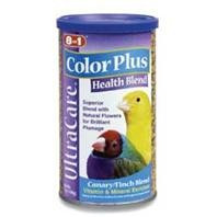 8 in 1 Ecotrition Color Food Plus Canary 7oz