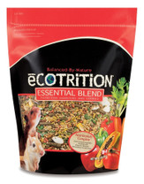 8 in 1 eCOTRITION Essential Blend Diet- Hamster Gerbil 2lb