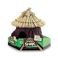 8 in 1 eCOTRITION Snak Shak Small House Hamster Gerbil
