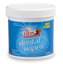 8 in 1 DDS Dental Wipes 90ct