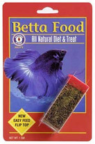 San Francisco Bay Brand Betta Food-Vial (Bloodworms) 1gm