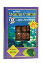 Fish & Aquatic Supplies Marine Cuisine Cube