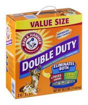 26.3LB DBL Duty Litter