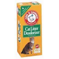 Arm & Hammer Cat Litter Deodorizer with Baking Soda 20oz