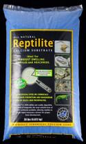 CaribSea All Natural Reptilite Calcium Substrate Big Sky Blue 20lb
