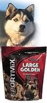 Sportmix Golden Pouch Dog Biscuit Treats Medium 4lb