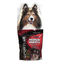 Sportmix Variety Pouch Dog Biscuit Treats Medium 8lb