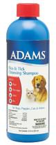 Adams Flea & Tick Cleansing Shampoo 12oz