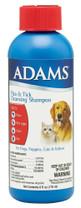 Adams Flea & Tick Cleansing Shampoo 6oz