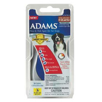 Adams Flea & Tick Spot On With Smart Shield Applicator for Extra Large Dogs 81lbs