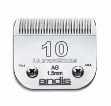 Andis AG UltraEdge Clipper Blades - Size:10 Color:One