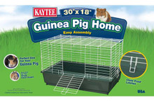"""Kaytee 30"""" x 18"""" Home for Guinea Pigs, Chinchillas, or Ferrets"""