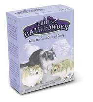 Super Pet Critter Bath Powder