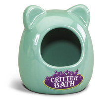 Super Pet Ceramic Critter Bath