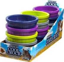 Super Pet Cool Crock Display Medium 8oz 12pk