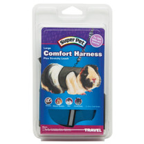 Super Pet Comfort Harness W Stretchy Stroller Large