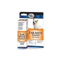 Four PawsFour Paws Ear Mite Remedy for Dogs .75oz