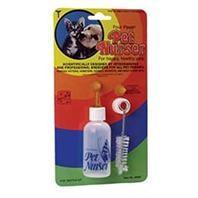 Four Paws Pet Nurser Kit 4oz bottle with brush On blister card