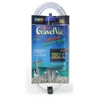 Lee's Gravel Vacuum Cleaner Self-Start Medium w Nozzle 10in