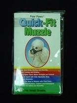 Four Paws Quick Fit Muzzle Size 1
