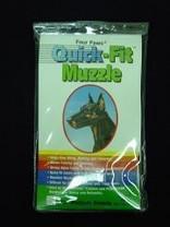 Four Paws Quick Fit Muzzle Size 3