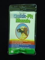 Four Paws Quick Fit Muzzle Size 5