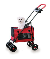 Four Paws 3 in 1 Pet Stroller